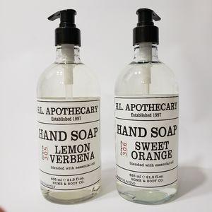 43oz Home & Body Co Hand Soap HL Apothecary 43oz